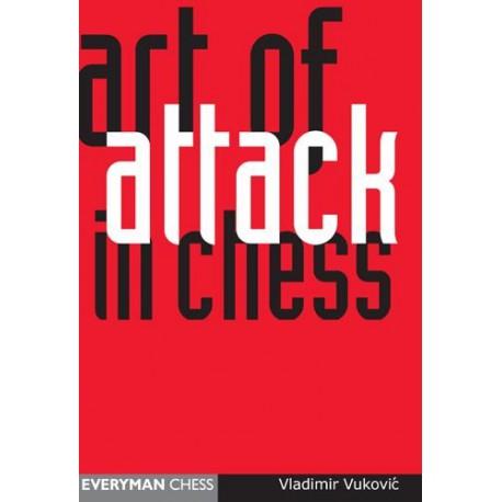 کتاب ART OF ATTACK IN CHESS