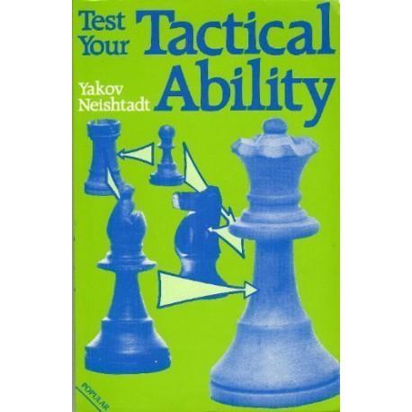 کتاب Test Your Tactical Ability