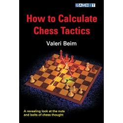 کتاب How to Calculate Chess Tactics