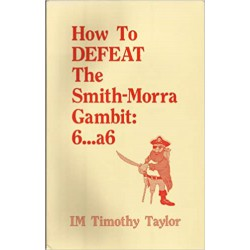 کتاب How to Defeat the Smith-Morra Gambit 6...a6
