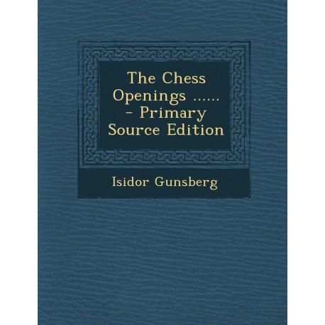 کتاب The Chess Openings