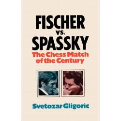 کتاب Fischer vs Spassky 1972