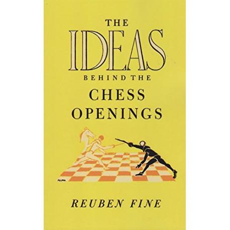 کتاب The Ideas Behind the Chess Openings