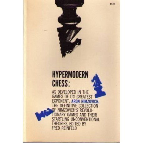 کتاب Hypermodern Chess