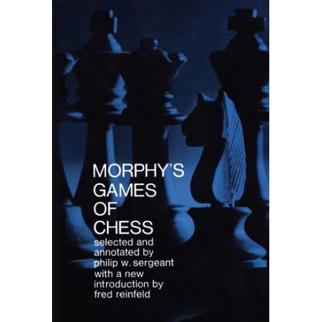 کتاب Morphy's Games of Chess
