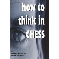 کتاب How to think in chess
