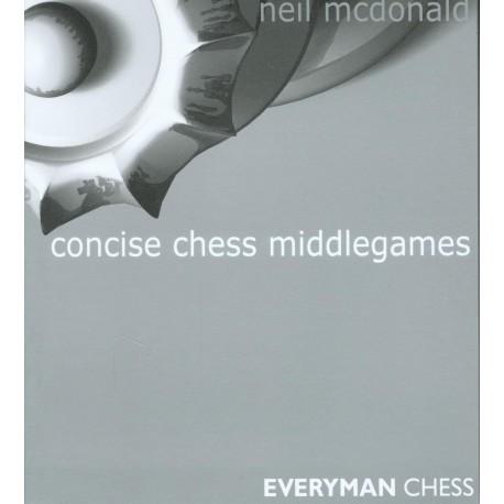 کتاب concise chess middlegame