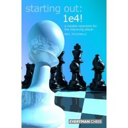 کتاب Starting Out - 1.e4! - A Reliable Repertoire for the Improving Chess Library Player
