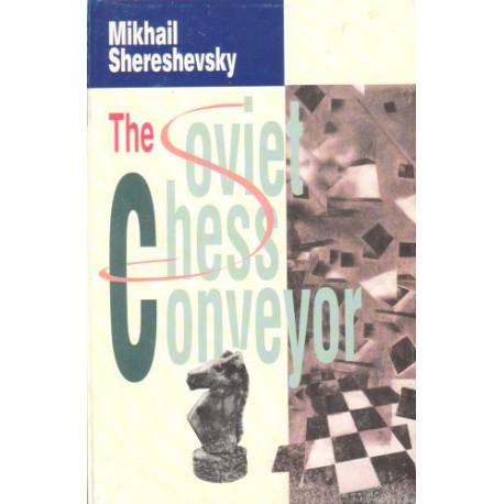 کتاب The Soviet Chess Conveyor