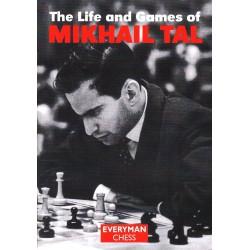 کتاب The Life and Games of Mikhail Tal