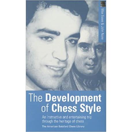 کتاب The Development of Chess Style