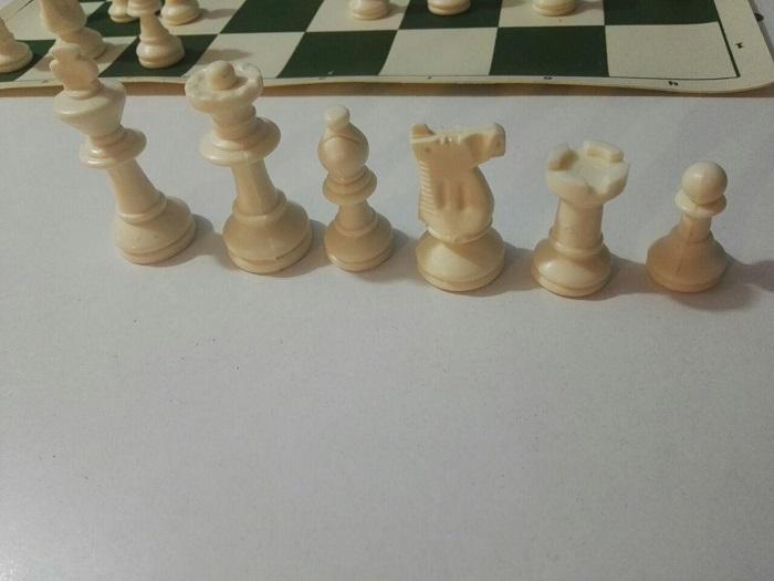 مهره های شطرنج زاگرس