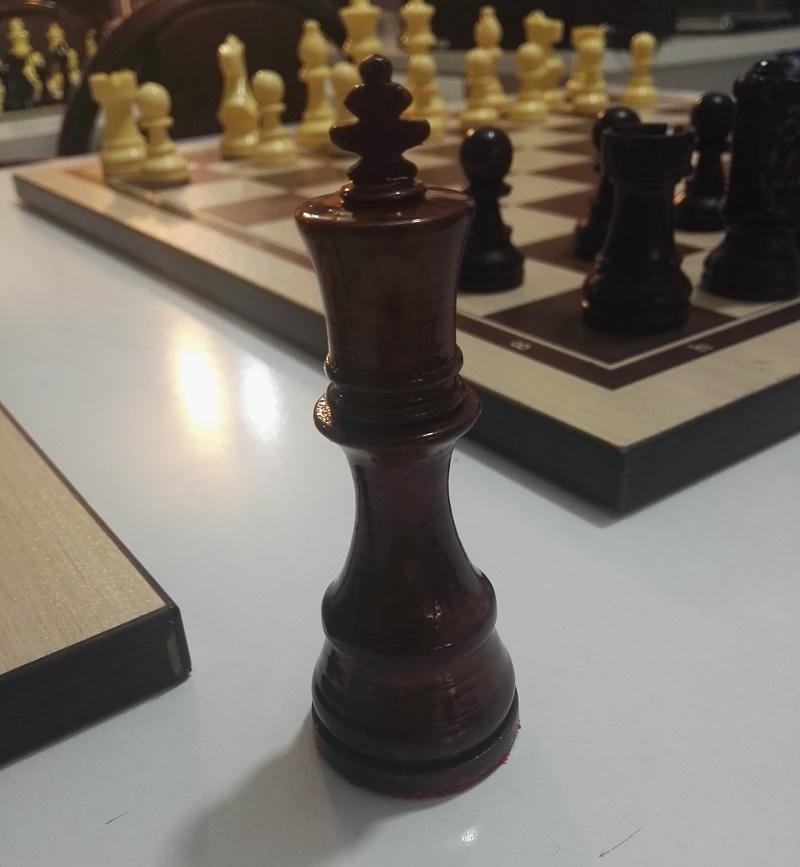 مهره چوبی شطرنج